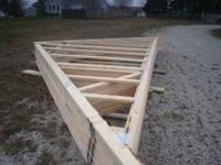 40' trusses for sale if you need them. Josh   Location: