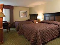 Large upscale hotel with countless amenities, may have