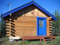 Nice dry (no running water) log cabin for rent on the