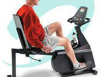 This recumbunt bike is from the 1100r series and it has
