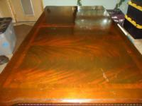 For sale is a Beautiful Classic 12 seating Dining Table