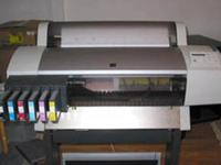 Epson 7500 printer, Uses the Archival ink - $450