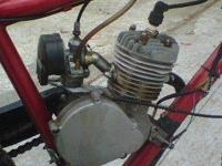 49cc Motor kit fitted on nice 10speed bike w/removable