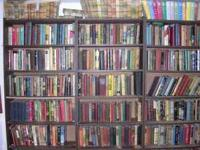 Over 400 hardback books with publishing dates between