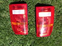 2005 - 2011 Land Rover LR3 OEM Tail lights / lamps -