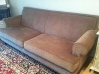 $400 with negotiable price. I bought the sofa from Pier