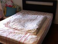 Up for sale is a full size Stearns & Foster mattress