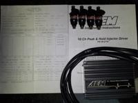 Selling 4 exc. condition RC 1000cc injectors (Bosch