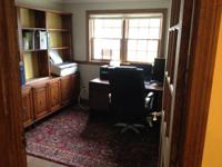 We have a suite of 4 private workplaces, with a