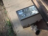 I have 6 400 watt metal halide lights (good white