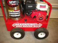 Sale!! Have 6 commercial /industrial 4000 psi gas hot