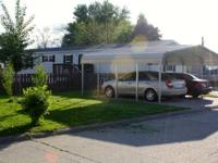 2009 Fleetwood 16'x80' mobile house. At 3 bedrooms and