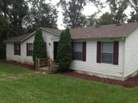 3 room 2 bath 1998 Fitzgerald Doublewide located in