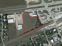 - For Sale.  - 2.825 acres / 123,073 sq. ft  . -City of