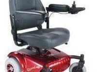 I have a rascall power chair for sale like new like-new