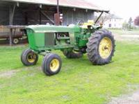 selling a nice and clean good running JOHN DEERE 4020