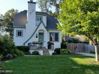 Amazing curb appeal and charm that does not disappoint!