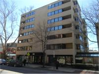 Midtown Square downtown condo with open floor plan and