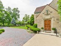 Completed in 1929, Greystone Gables holds a commanding