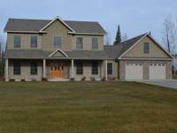 Beautiful, newly built 3,100 sq. ft. slab home in