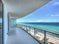 Apogee Beach luxury condominium. Over 240 linear ft of