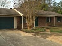 Charming 3 bedroom 2 bath home centrally located in the