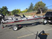 Tracker PRO 16FT.Aluminum boat 2009.25HP.4strok with
