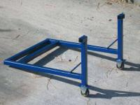 Our Front and Rear Stand Sets allow easy an safe