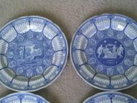 Beautiful Collectors Plates From Spode- Each One In