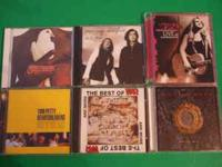 40 -CD's Singles & Double sets. In cases with inserts.