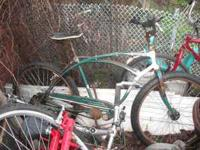 good schwinn bikes to restore i have 1 red one and 1