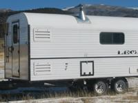 Timberline Range Camps offer a line of Living quarters