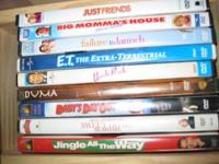 All 41 movies for $80. There are all different types of