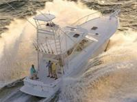 Description This 2006 41 Luhrs Open is the brochure