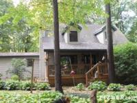 Nature lovers dream! Private and wooded, with tracks