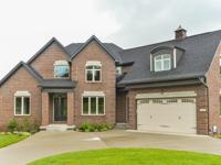 This savvy new construction features exquisite high end