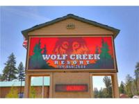 WOLF CREEK RESORT-ONE OF THE LARGEST RESORTS IN BIG