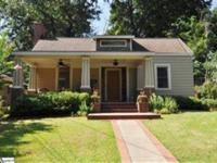Charming Craftsman style bungalow in the heart of N.