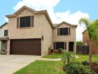 416 Gandara 3/2.5/2 2-story brick veneer home move-in