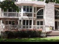 Custom home on heavily wooded 1/2 Acre (150' frontage)