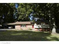 Exceptional 4 bedroom Asheboro NC house for sale! This