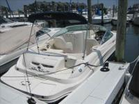 2008 Sea Ray 220 SUNDECK HAS IT ALL !!! EXTENDED