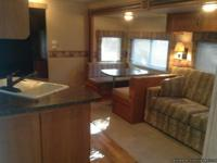 2010 Salem 42' towable trailer with 3 slideouts; 2