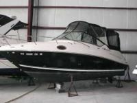 2007 Sea Ray 240 SUNDANCER One of Sea Rays most popular