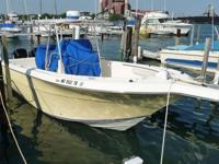This Sea Fox is designed to run inshore, offshore and