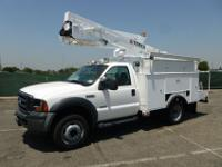 2007 Ford F550, 6.0L Powerstroke Diesel, Automatic,