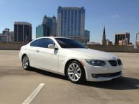 For sale is a 2013 BMW 328i coupe with 1200 miles on