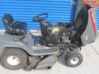 "42"" Craftsman LT2000, 17.5 OHV Kohler Pro, hydrostat,"