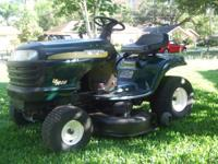 This mower has been completly refurbished and needs