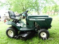 42'' CUT GREAT MOWER CUT GRASS TWO TIMES THIS YEAR